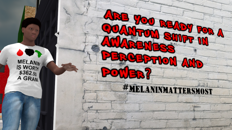 Are you ready for a quantum shift in awareness perception and power?