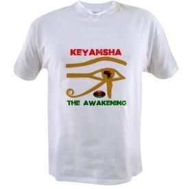 Keyamsha The Awakening T-shirt $14.99 http://www.cafepress.com/keyamsha.1477275140