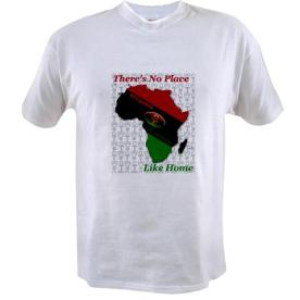 There's No Place Like Home T-Shirt $14.99 http://www.cafepress.com/keyamsha.1708670347