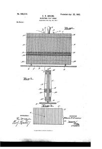 E.R. Greene's Electric Fly Trap